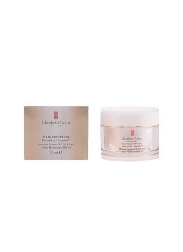 Elizabeth Arden Elizabeth Arden Ceramide Flawless Future Moisture Cream Spf 30 Pa++  Onarıcı Krem Renksiz